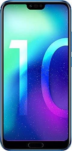 """Smartphone 5.84"""" Honor 10 -  4Go RAM, 128Go ROM, Bleu"""