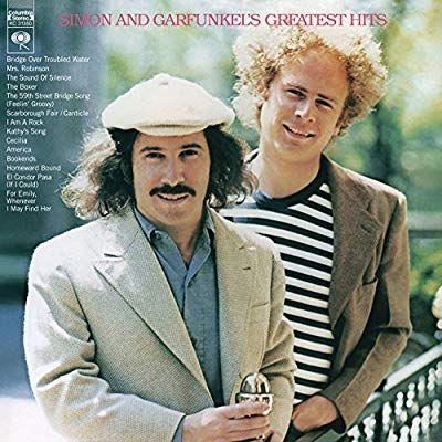 Disque Vinyle Simon & Garfunkel - Greatest hits