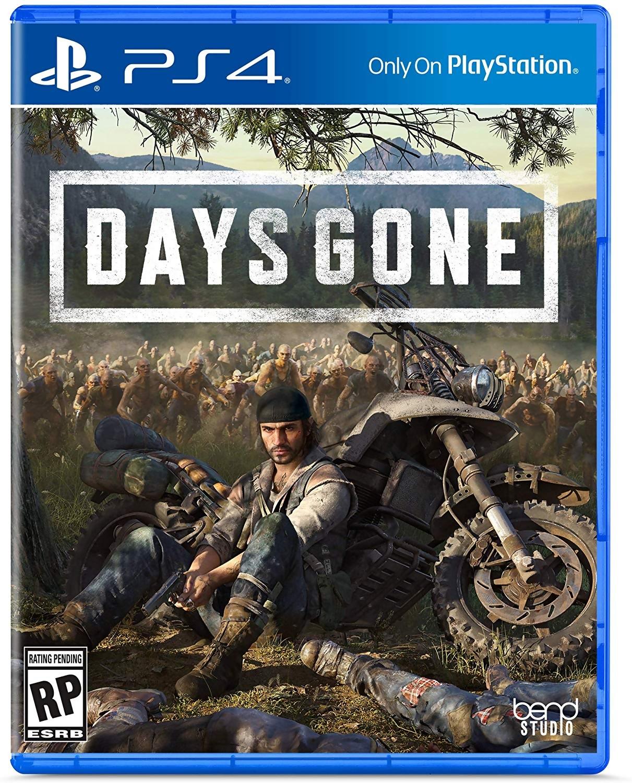 Days Gone sur PS4 (sous reprise sur une sélection de jeux éligibles)