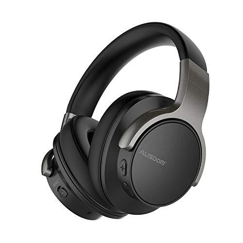 Casque audio sans-fil à réduction de bruit Ausdom - Bluetooth (vendeur tiers)