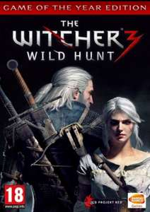The Witcher 3: Wild Hunt - Game of the Year Edition sur PC (Dématérialisé - DRM Free)