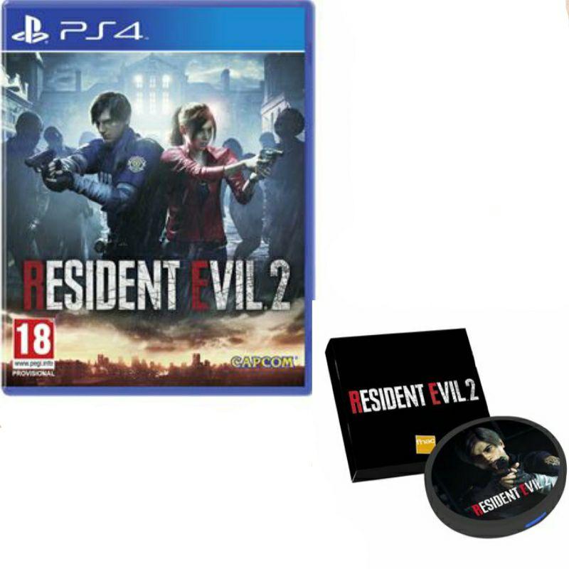 Résident Evil 2 + Chargeur Sans Fil sur PS4 ou Xbox One