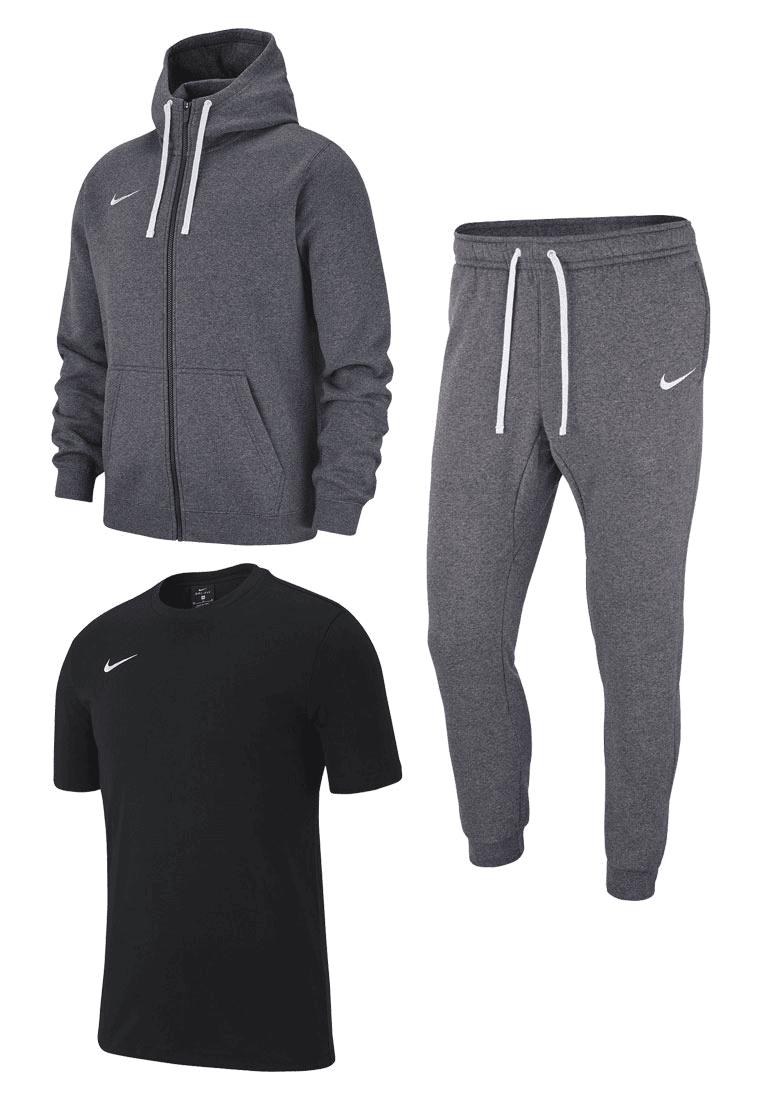 Ensemble sportif Nike Team Club 19 - 3 coloris disponibles - Tailles du S au XXL (selon les pièces)