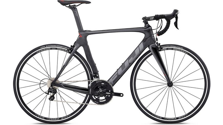 Vélo de route Fuji Transonic 2.5 Aero (2018) - Shimano 105, en carbone, différentes tailles (Boc24.de)