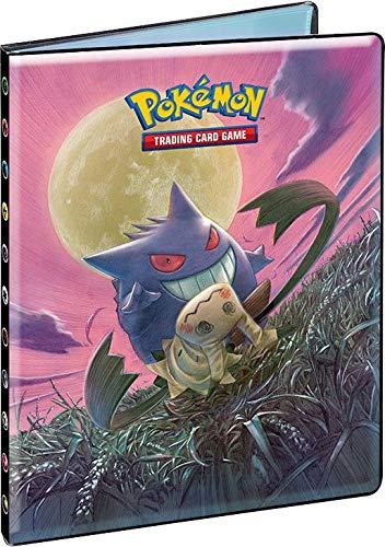 Classeur range-cartes Pokémon Lune & Soleil - capacité de 252 cartes