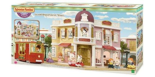 Jouet Sylvanian Families - Le grand magasin de ville