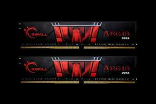 Kit Mémoire Gskill Aegis DDR4 16Go (2 x 8Go) - 2400Mhz, C15
