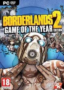 Borderlands 2 Game of the Year Edition sur PC (Steam)
