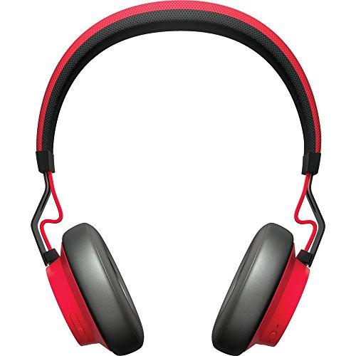 Casque Stéréo Sans-fil Jabra Move (Rouge) - Bluetooth