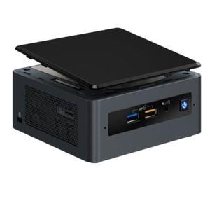 Mini PC barebone Intel NUC  NUC8I5BEH - i5-8259U, HD Graphics 655, Wi-Fi AC / Bluetooth 5.0
