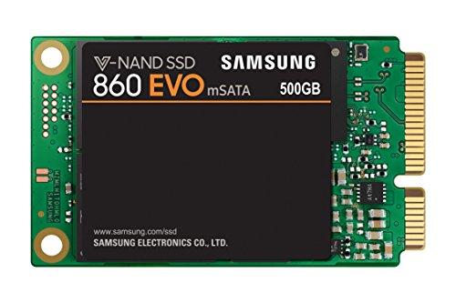 SSD interne mSATA Samsung 860 Evo (MZ-M6E500BW) - 500 Go