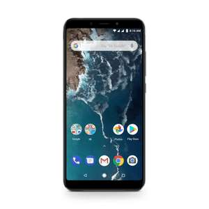 "Smartphone 5,99"" Xiaomi Mi A2 - Snapdragon 660, 4Go RAM, 64Go ROM, USB-C, Android One"