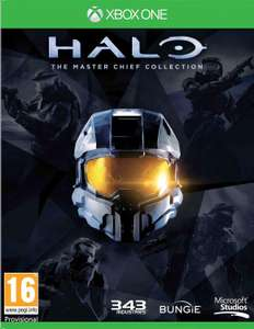 Halo : Master Chief Collection sur Microsoft Xbox One