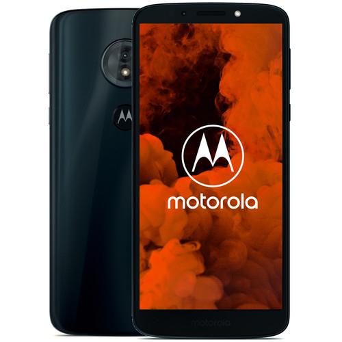 """Smartphone 5.7"""" Motorola Moto G6 Play - 32Go de ROM, 3Go de RAM, 4G+, Bleu"""