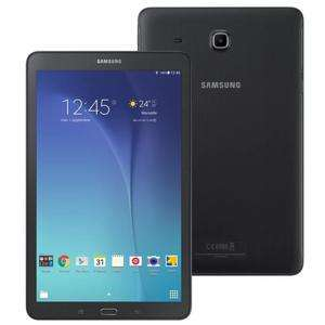 """Tablette Tactile 9,6"""" Samsung Galaxy Tab E 8 - ROM 8Go, RAM 1,5Go, Android 4.4"""