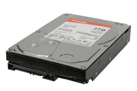 "Disque dur interne 3.5"" Toshiba Low-Energy E300 - 2 To"