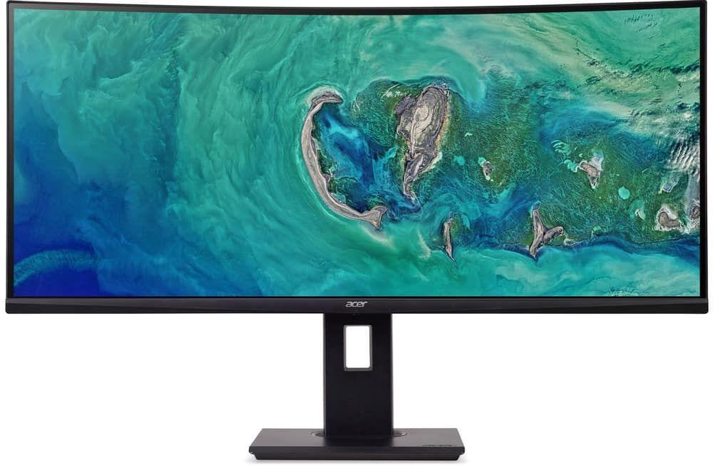 Écran PC incurvée Acer ED347CKR - 3440x1440, 4ms, Freesync (Frontaliers Suisse)