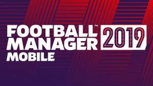 Jeu Football Manager 2019 Mobile sur Android
