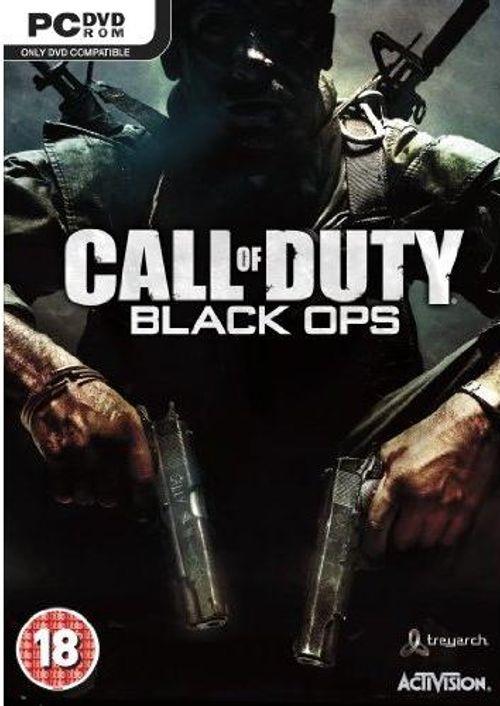 Call of Duty Black Ops sur PC (Dématérialisé - Steam)