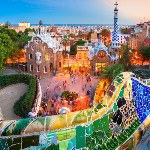 Sélection de Vols A/R Lyon (LYS) <->  Barcelone (BCN) en promotion - Ex: Du 1 au 10 Juillet 2019