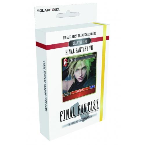 Jeu de cartes à collectionner Final Fantasy VII - Starter