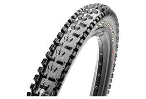 Pneu Maxxis High Roller II 27.5 Tubeless Ready Souple Dual Compound EXO Protection 2.30