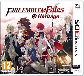Jeu Fire Emblem Fates Heritage sur Nintendo 3DS - Puteaux (92)