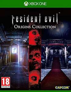 Resident Evil - Origins Collection sur Xbox One