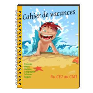 Cahiers d'activité pour les enfants à télécharger gratuitement
