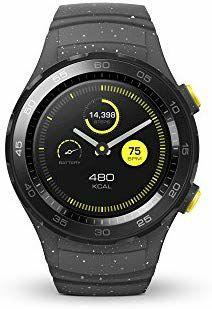 Montre connectée Huawei Watch 2 - Gris