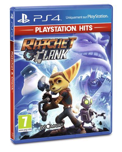 Ratchet & Clank sur PS4 (Vendeur Tiers)