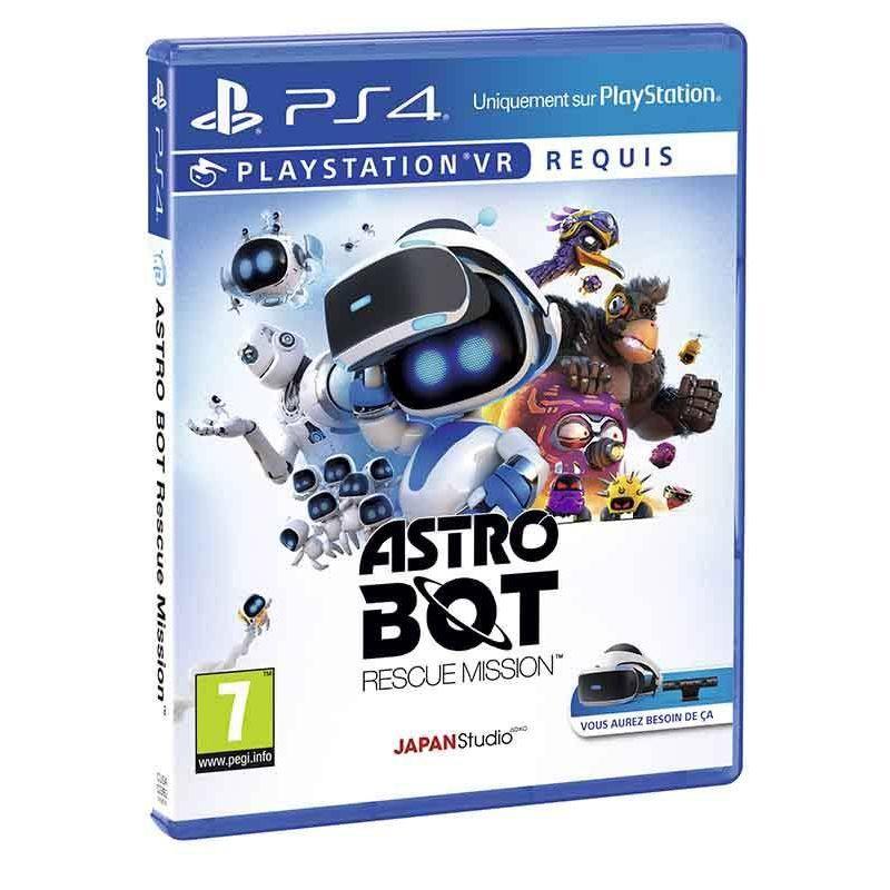 Astro Bot Rescue Mission sur PS4 / PSVR