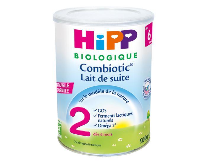 Jusqu'à 30% de réduction sur une sélection d'articles puériculture - Ex : Lait de suite Hipp