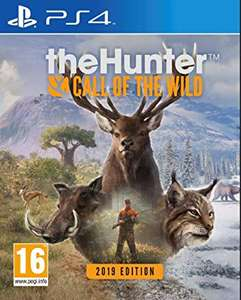 The Hunter Call Of The Wild 2019 Edition sur PS4