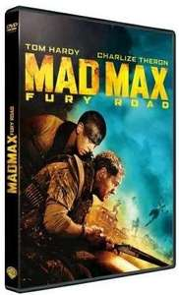 Mad Max : fury road en DVD