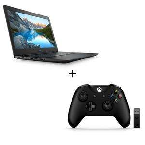 """PC Portable 17.3"""" Dell G3 17 3779 (FHD, i5-8300H, RAM 8Go, 1To HDD + 128Go SSD, GTX 1060 6Go, Windows 10) + Manette Xbox One (Noire)"""