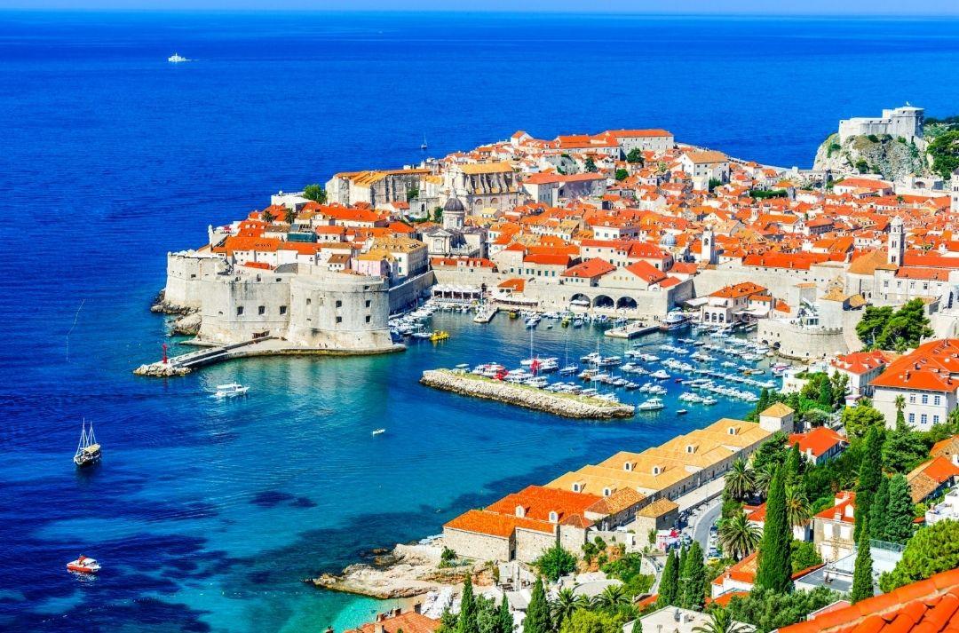 Vols A/R Paris (ORY) <-> Dubrovnik (DBV) Croatie - Du 1 au 10 juillet 2019