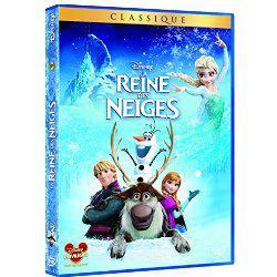 Pack de 10 DVD - Le Meilleur des Grands Classiques Disney (la reine des neiges, le roi lion...)