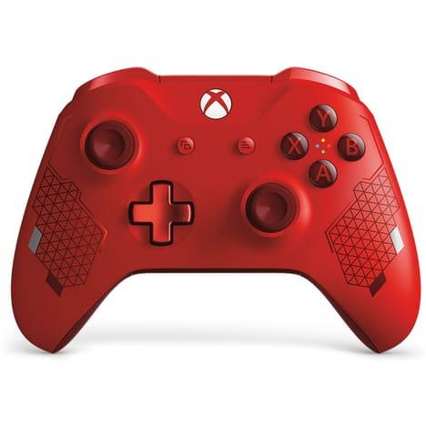 Sélection de Manettes Xbox One en promotion-  Ex: Manette sans fil Xbox One - Sport Red Special Edition