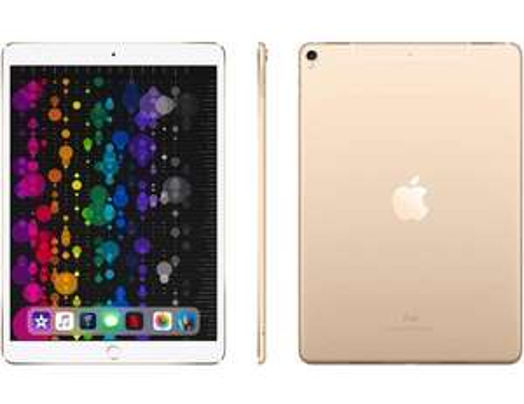 "Tablette 10.5"" Apple iPad Pro (2017) - Wi-Fi + Cellular 64 Go - Or"