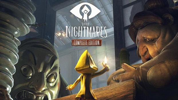 Sélection de jeux Bandai Namco en promotion - Ex: Little Nightmares Complete Edition (Jeu+Season pass) sur PC (Dématérialisé - Steam)