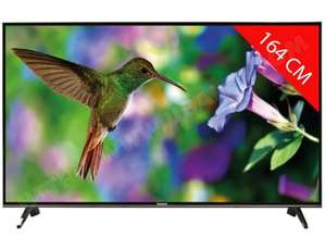 TV Panasonic TX65FX600E: Full LED, UHD 4K, HDR 10+, Smart TV - Pornic (44)