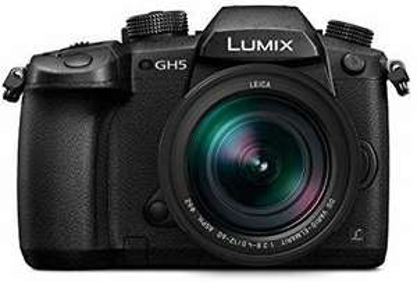 Appareil Photo Panasonic Lumix DC-GH5L + Objectif Leica 12-60mm