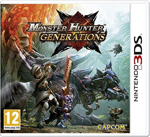 Monster Hunter Generations sur Nintendo 3DS
