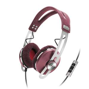 Casque audio Sennheiser Momentum On-Ear - Rose