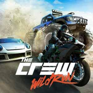 Clé pour la Bêta de The Crew Wild Run sur PC (uPlay)