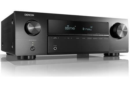 Ampli-tuner Home Cinéma 5.1 Denon AVR-X250BT - Bluetooth (Noir)