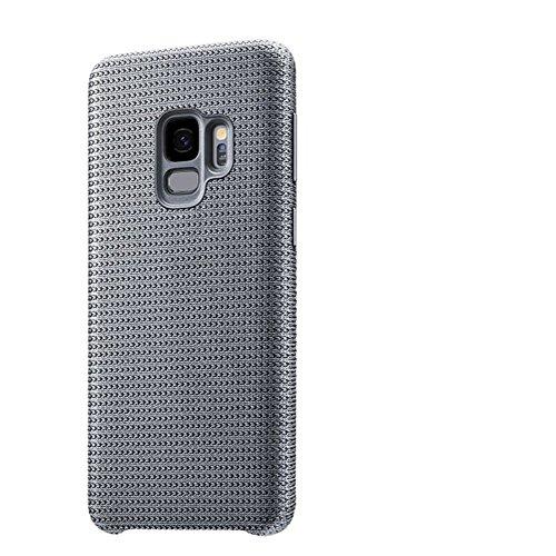Coque officielle Samsung Hyperknit pour Galaxy S9 - Grise (vendeur tiers)