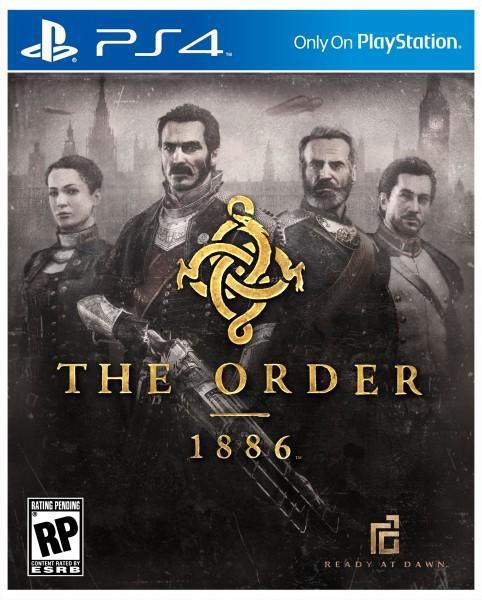 Jeu PS4 dématérialisé - The Order: 1886