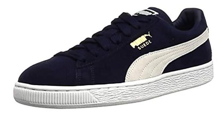 Baskets Basses Puma Suede Classic + (taille au choix)